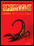 Scorpions Poster by Kii Arens