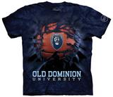 Old Dominion University- Breakthrough Basketball T-Shirt