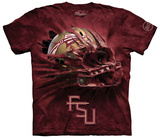 Florida State University- Breakthrough Helmet T-Shirt