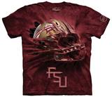Florida State University- Breakthrough Helmet Tシャツ