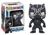Captain America: Civil War - Black Panther POP Figure Toy
