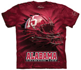 University Of Alabama- Breakthrough Crimson Tide Helmet T-shirts