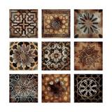 Turkish Tiles Posters by Liz Jardine