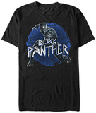 Captain America Civil War- The Black Panther T-shirts