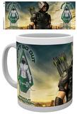 Arrow Stand Mug Mug