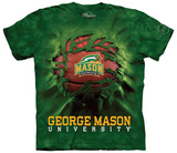 George Mason University- Breakthrough Patriots Basketball T-shirts