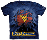 West Virginia University- Breakthrough Basketball T-Shirt