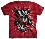 University Of Wisconsin- Bucky Inner Spirit T-shirts