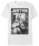 Captain America Civil War- Stark Justice T-shirts