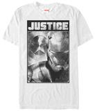 Captain America Civil War- Stark Justice T-shirts