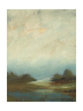 Contemporary Vista II Posters by Lisa Ridgers