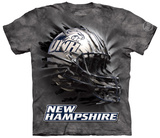 University Of New Hampshire- Breakthrough Wildcats Helmet Shirts