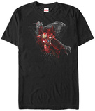 Captain America Civil War- Team Stark T-shirts