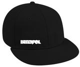 Interpol- Boxy Logo Snapback Kasket