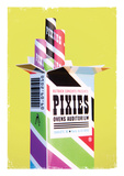 Pixies 2010 Posters by Kii Arens
