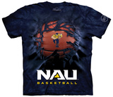 Northern Arizona University- Breakthrough Basketball T-Shirt