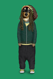 Reggae (Pets Rock) Prints by  Takkoda