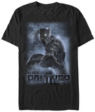 Captain America Civil War- Misty Panther Tシャツ
