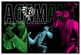Adam Ant Prints by Kii Arens