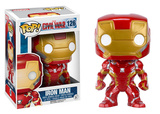 Captain America: Civil War - Iron Man POP Figure Toy
