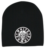 White Zombie- Classic Logo Beanie Hat