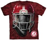 University Of Alabama- Football Warrior Al T-shirts