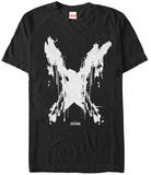 Captain America Civil War- X Marks The Spot T-shirts
