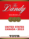 Dandy Warhols Poster by Kii Arens