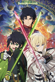 Seraph Of The End- Moon Demontrio Poster