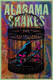 Kii Arens - Alabama Shakes 2015 - Poster