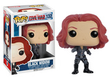 Captain America: Civil War - Black Widow POP Figure Toy