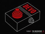 Devo The Observatory 2012 Affiches par Kii Arens
