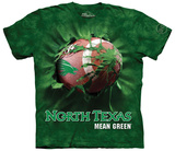 University Of North Texas- Breakthrough Football T-shirts