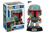 Star Wars - Boba Fett POP Figure Toy
