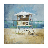Lifeguard Tower Posters by Liz Jardine