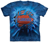 University Of Florida- Breakthrough Basketball T-shirts