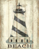 Light House Stripe Posters by Sunny
