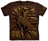 University Of Wyoming- Inner Spirit T-shirts