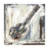 Imprint Guitar Prints by Kelsey Hochstatter