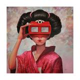 Clarity II Plakater af Aaron Jasinski
