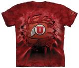 University Of Utah- Breakthrough Basketball T-shirts