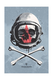 Crossbones Posters by Hidden Moves