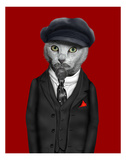 Lenin (Pets Rock) Prints by  Takkoda