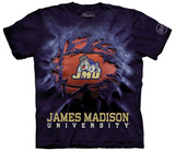 James Madison University- Breakthrough Basketball T-shirts