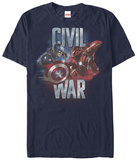 Captain America Civil War- Collision Course T-Shirt