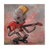 Punkbot Prints by Aaron Jasinski