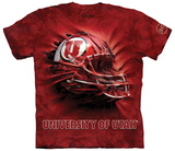 University Of Utah- Breakthrough Helmet Shirt
