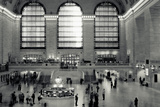 Grand Central Time Lapse Art by Tracey Telik