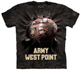 Us Military Academy- Breakthrough Army Football T-Shirt