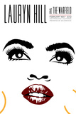 Lauryn Hill 2012 Posters by Kii Arens